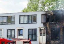brand in seniorenwoning