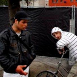 Jongerenwerk Amsterdam in actie tegen bezuiniging