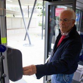Zelfstandig met het openbaar vervoer