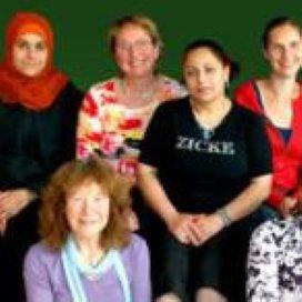 Quality Centre helpt vluchtelingvrouwen op weg met coach