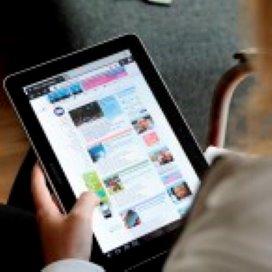 Sensire wijkzorg start met beeldbellen via iPad