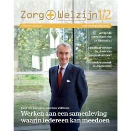 Deze maand in Zorg + Welzijn