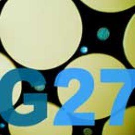 G27 wil kredietcrisis bestrijden met 58 miljard