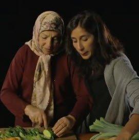 'Mijn moeder was laatst aan het koken en toen waren de rijst en groenten al klaar