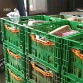 Voorraden voedselbanken slinken door hitte