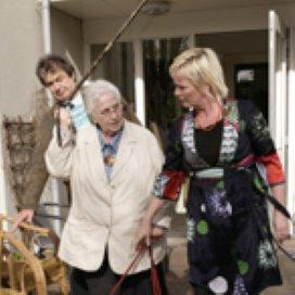 In De Herbergier heten de demente bewoners 'gasten'