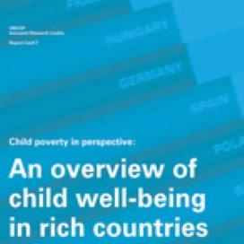 Unicef: Nederland scoort beste bij welzijn van kinderen