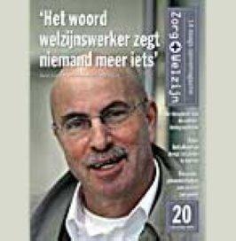 Hans Simons (NIZW) over de reorganisatie van de kennisinfrastructuur: 'Het besef dat het NIZW ook klanten heeft