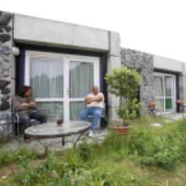Skaeve Huse verminderen overlast in samenleving