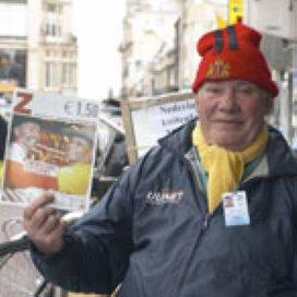 Dakloze werkt aan herstel met Erkenning Verworven Competenties