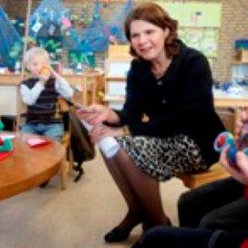 Van Bijsterveldt: 'Geld rugzakjes blijft bij onderwijs'