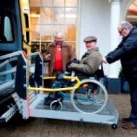 Staat mag korten op gehandicaptenvervoer