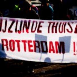 Thuiszorg staakt in Rotterdam