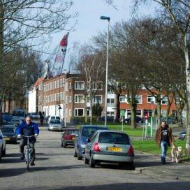 Voornsevliet in de wijk Oud-Charlois