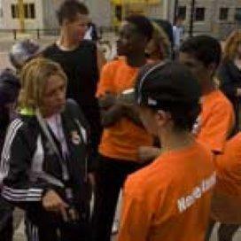 Veel jongeren actief in het verenigingsleven