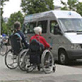 Vakanties duizenden gehandicapten op de tocht