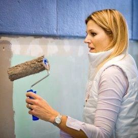 Ook prinses Máxima doet vrijwilligerswerk