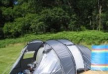 'Daklozencamping geeft mensen rust'