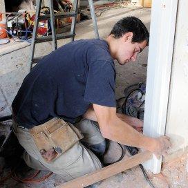 Zwerfjongeren bouwen aan eigen huis