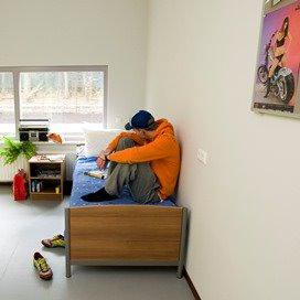 Opvangvoorzieningen voor zware psychiatrische patiënten worden steeds schaarser