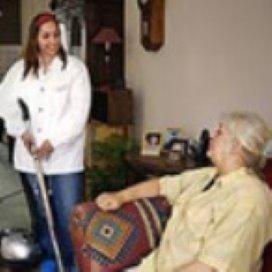 Cliënt waardeert betrouwbare huishoudelijke hulp