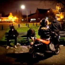 Flink minder criminele jeugdgroepen