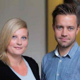 Marit Klemp Stephansen en Arild Heskje