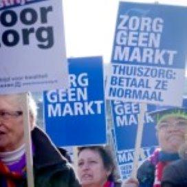 Zorgacties in Arnhem