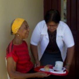 Naar land van herkomst dankzij thuiszorg in Suriname
