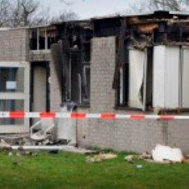 OM wil onderzoek naar brand GGZ Oegstgeest