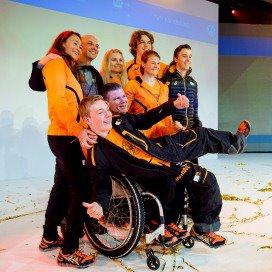 Nederland heeft indrukwekkend paralympisch team