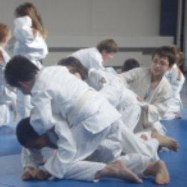 Meer zelfvertrouwen in de dojo