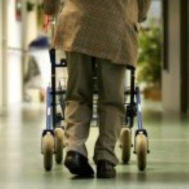 'Vrijheidsbeperking in verpleeghuizen uit de tijd'