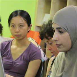Ondernemende vrouwen in Buurtfirma in Hoofddorp