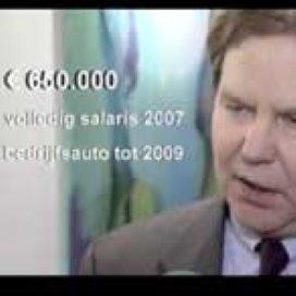 Directeur thuiszorg ontvangt gouden handdruk van € 650.000 plus jaarsalaris