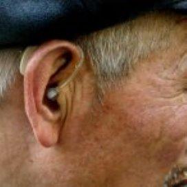 Gehoor- en zichtproblemen ouderen vaak niet opgemerkt