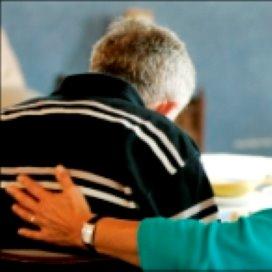 Vier keer zo veel depressie bij partners van dementerenden