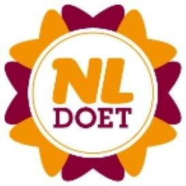 NL Doet zoekt klussen én 75.000 vrijwilligers