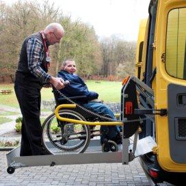 Bezuinigingen vervoer dagbesteding gaan door
