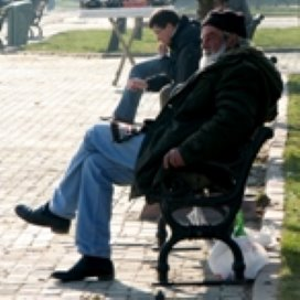Twintig procent verslaafden lijdt aan stressstoornis