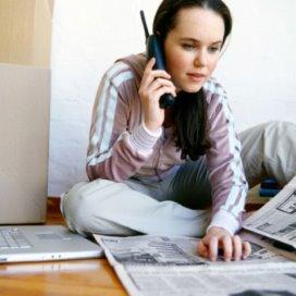 jongeren op zoek naar werk