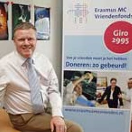 Wim Waninge (Erasmus MC): 'Marktwerking maakt fondsenwerving nodig'