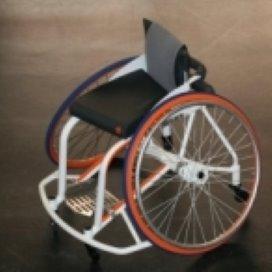 Paralympische rolstoel ook voor na de Spelen