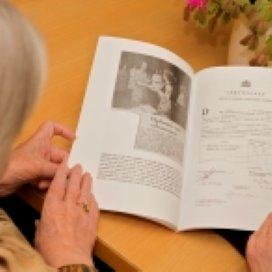Levensboeken brengen generaties bijeen