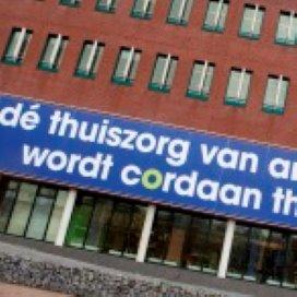 Personeel Cordaan biedt petitie over zorg aan