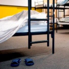 Daklozenorganisatie boos op Nederland