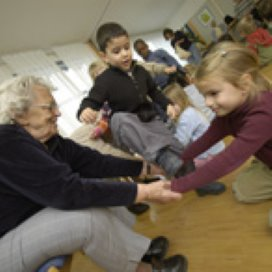 Senioren hebben minder tijd voor vrijwilligerswerk