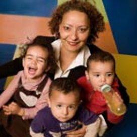 Kleurrijk Welzijn: Esma Salama in beeld