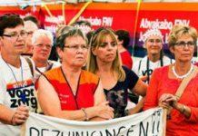 'Bezuinigingen thuiszorg onwettig'