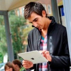 Vmbo zet iPad in tegen leesachterstand